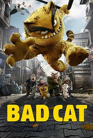 Película Bad Cat