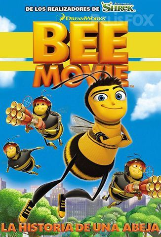 Película Bee Movie: La Historia de una Abeja