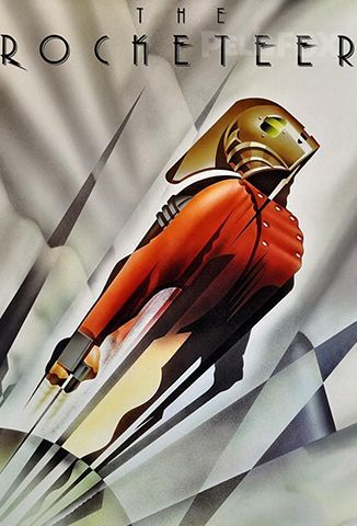 Película The Rocketeer