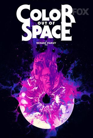 Película Color Out of Space