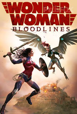 Película Wonder Woman: Bloodlines