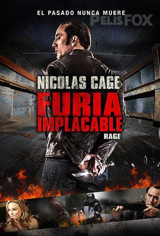 Película Furia Implacable