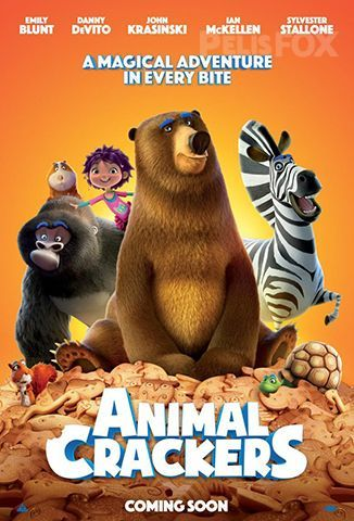 Película Animal Crackers
